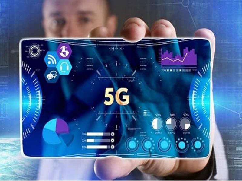 5G fähige Smartphones