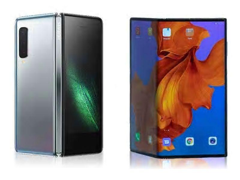 Falt-Smartphones