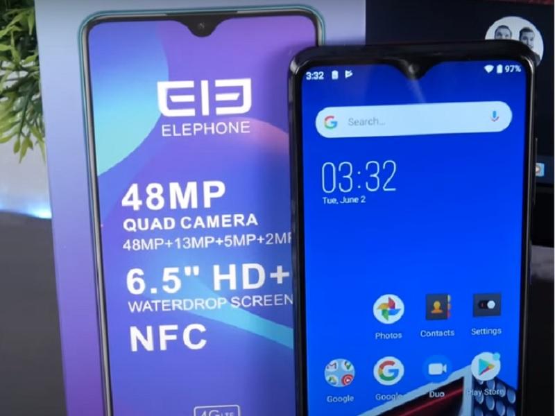 Einsteiger-Smartphones aus China